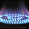 Flamme de gaz