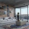 Salon design loft