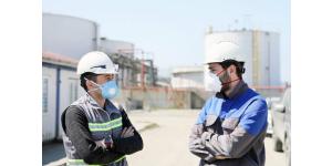 chantier protection sanitaire client
