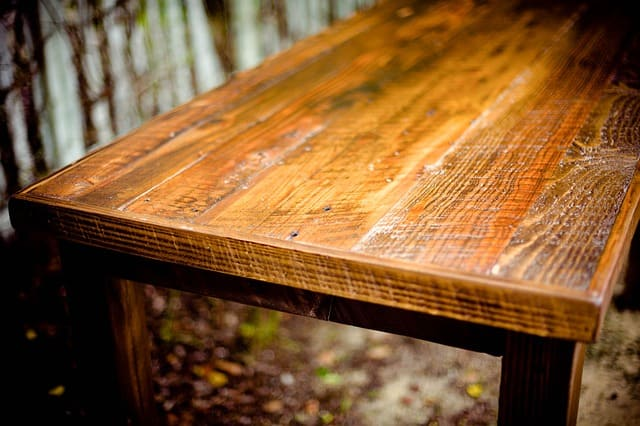 Les meubles sur mesure, l'avantage bois